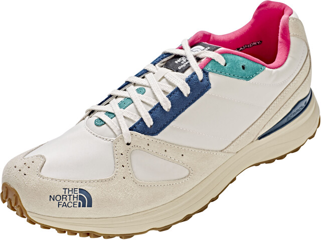 The North Face Traverse TR Nylon Shoes vintage white/blue wing teal